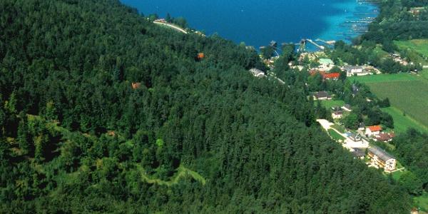 Georgibergl und Klopeiner See