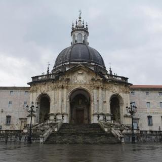 Das Santuario de Loyola