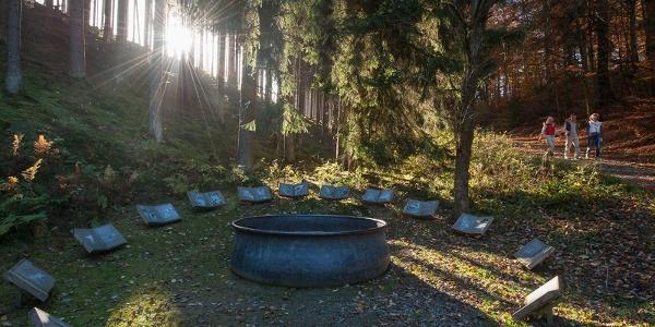 Hexenplatz am WaldSkulpturenWeg