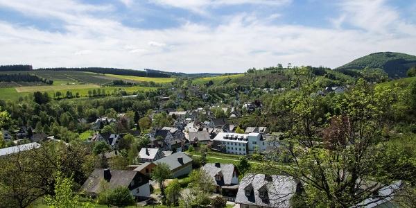 Oberkirchen im Schmallenberger Sauerland