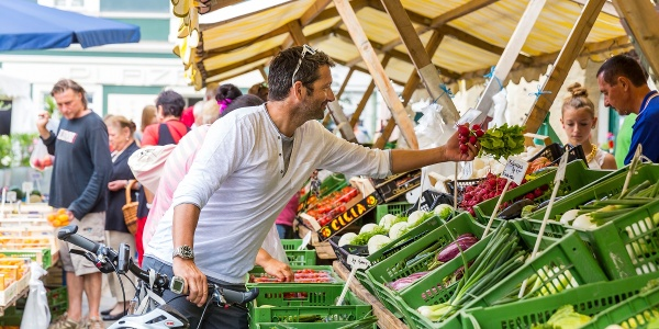 Frischemarkt in Völkermarkt
