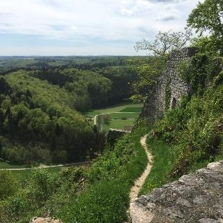 Burgruine Hohengundelfingen