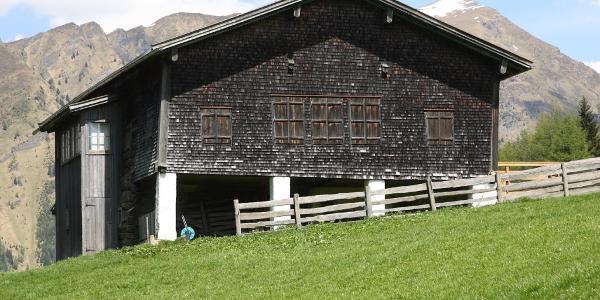 Alter Bauernhof in Padaun