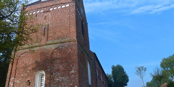 Kirche Seite