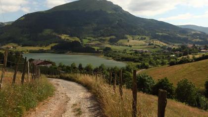 Wanderweg im Baskenland