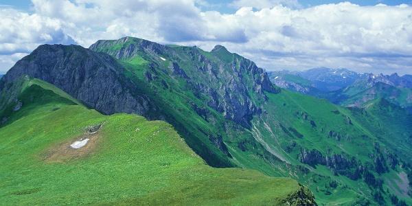 In den Eisenerzer Alpen