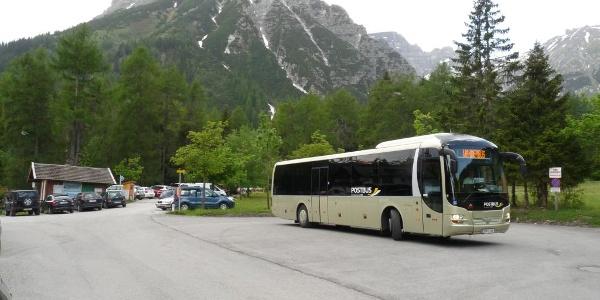 Ausgangspunkt ist der Parkplatz in Obernberg/Gh. Waldesruh.