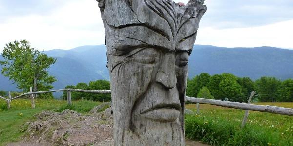 Skulpturenpfad auf dem Schauinsland
