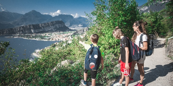 The Busatte - Tempesta trail