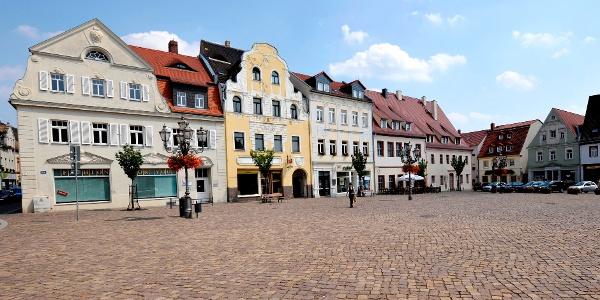 Wurzen Marktplatz