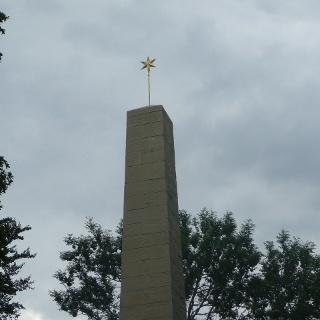 Obelisk in Hadersfeld