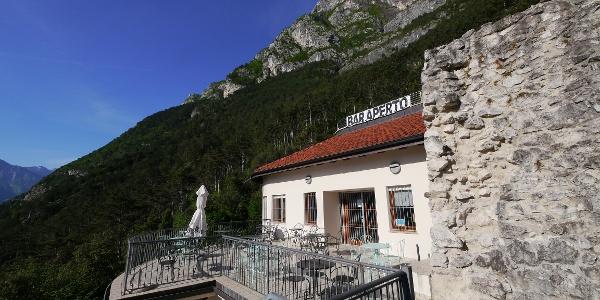 Das Restaurant Belvedere Bastione