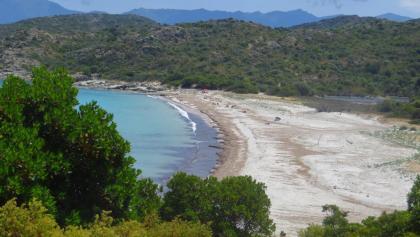 ... und dem Loto-Strand