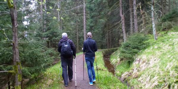 Wandern rund um Nuttlar