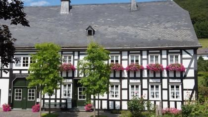 Fachwerkhäuser in Grafschaft