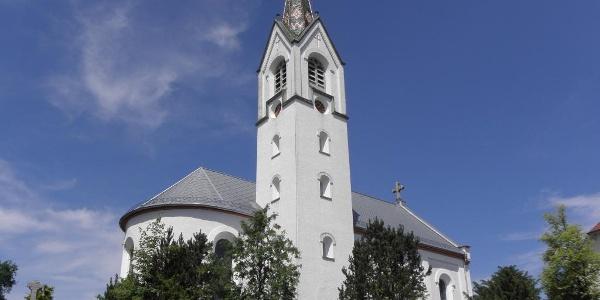 Pfarrkirche St. Nikolaus, Schmalegg
