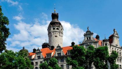 Leipzig, Neues Rathaus