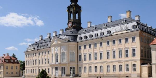 Wermsdorf, Schloss Hubertusburg