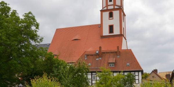 Mügeln, Johanniskirche