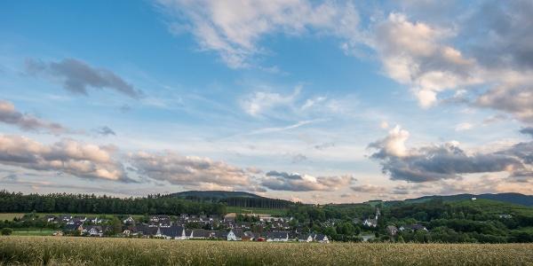 Unterwegs in der Ferienregion Eslohe