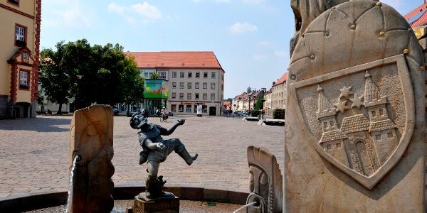 Eilenburger Marktbrunnen
