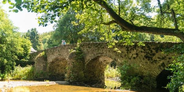Nisterbrücke bei Kloster Marienstatt