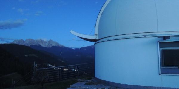 Die Sternwarte Max Valier