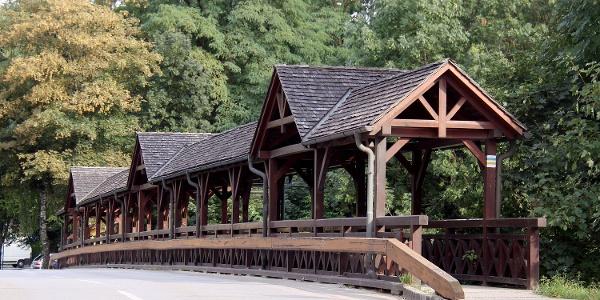 Leithabrücke in Katzelsdorf