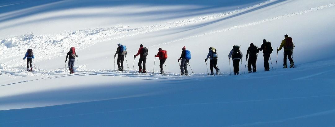 Long Distance Ski Tour