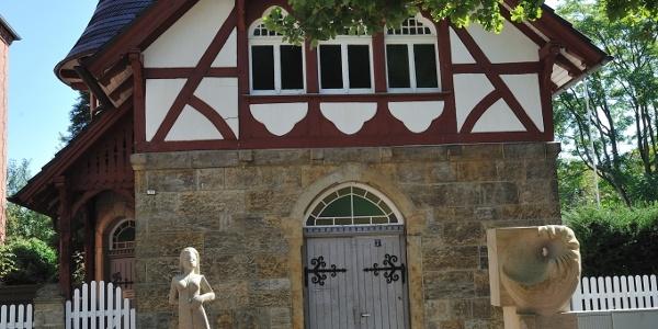 Trafohäuschen Obernkirchen