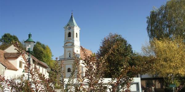 Pfarrkirche Walpersbach