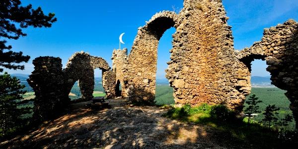 Ruine Türkensturz (Copyright: POV)