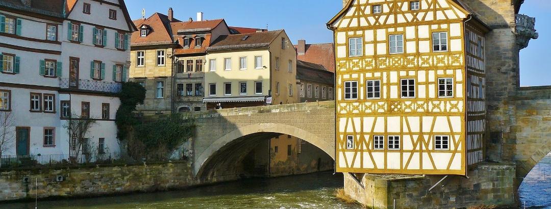 Bamberg - Rathaus