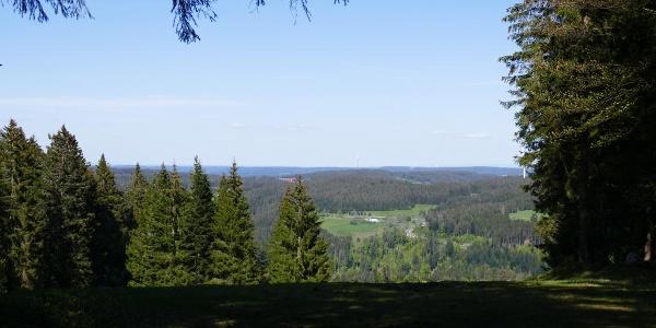 Panoramablick Rohrhardsberg