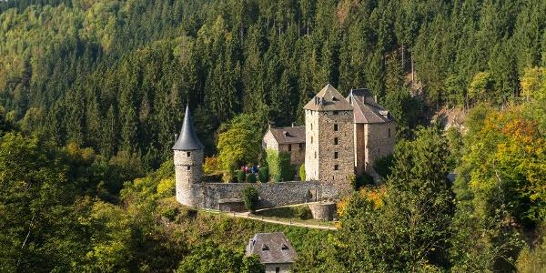 Burg Reinhardstein - Ovifat