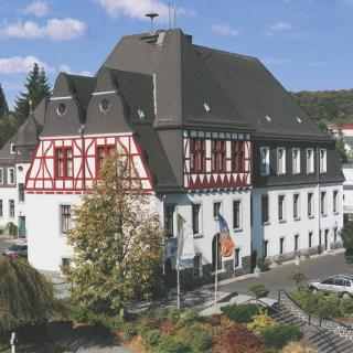 Ehemaliges Amtsgerichtsgebäude, jetzt Sitz der Verbandsgemeindeverwaltung