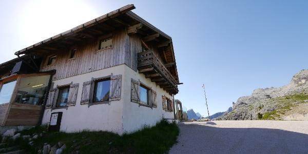 Scoiattoli Hütte