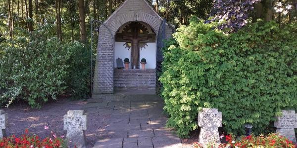 Kriegerdenkmal Emmericher Eyland