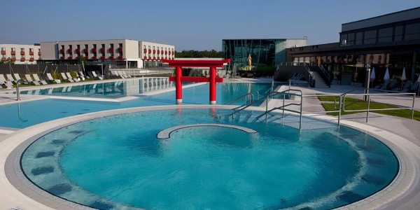 Hotel, Therme und Spa Linsberg Asia (Copyright: Linsberg Asia)