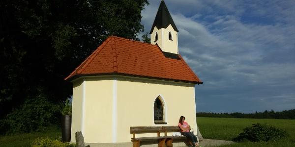 Kapelle über Zieglstadt