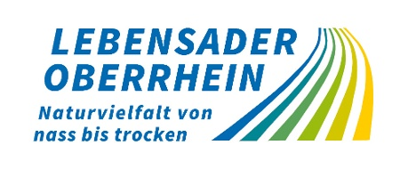 Logo Lebensader Oberrhein - Projektbüro