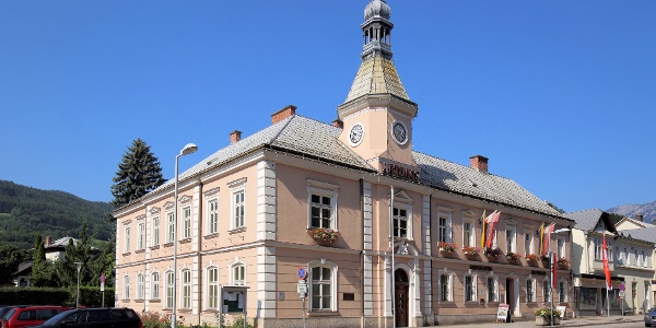 Rathaus Reichenau an der Rax