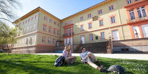 Schloss Herrnsheim in Worms