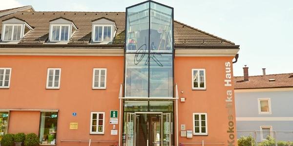 Oskar Kokoschka Museum in Pöchlarn
