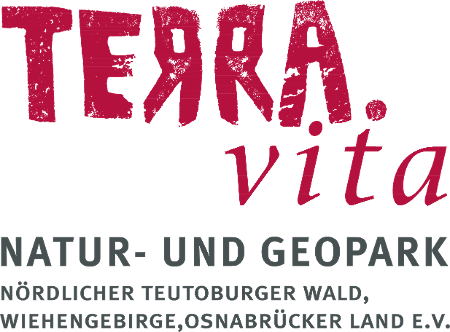 Logo Natur- und Geopark TERRA.vita