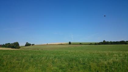 Durch die Felder bei Vohwinkel