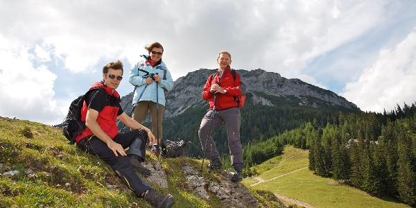 Wandern am Schneeberg