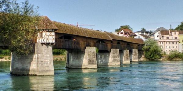 Holzbrücke von Bad Säckingen