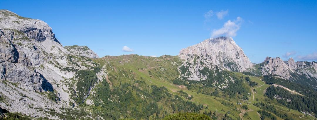 Das Nassfeld in Kärnten