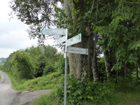 Wegekennzeichen